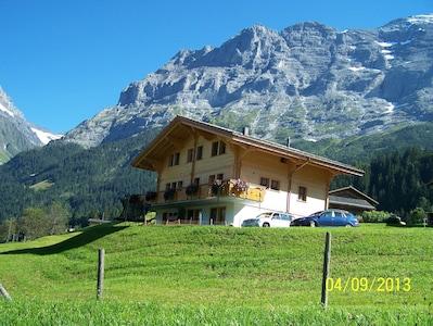 Arven Ski Lift, Grindelwald, Canton of Bern, Switzerland