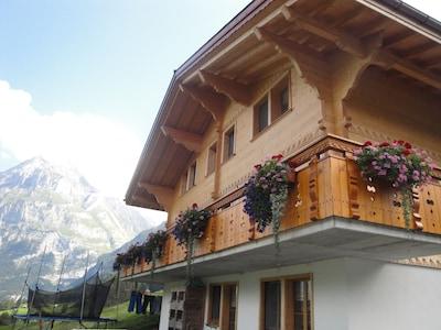 Télésiège d'Arven, Grindelwald, Canton de Berne, Suisse