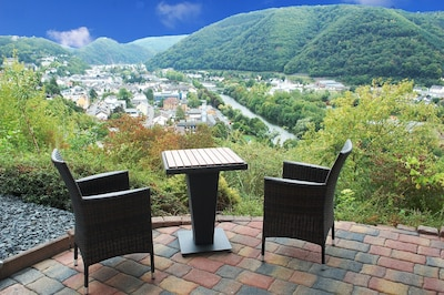 Ihr Panoramablick nach Bad Ems