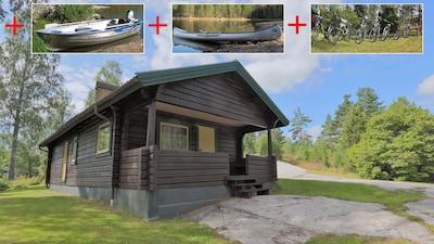 Åmåls Skicenter, Åmål, Landeskreis Vastra Gotaland, Schweden