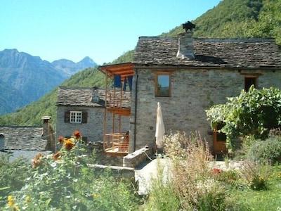Bannio Anzino, Piedmont, Italy
