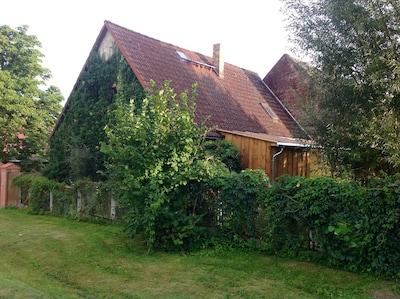 Dommitzsch, Saksen, Duitsland