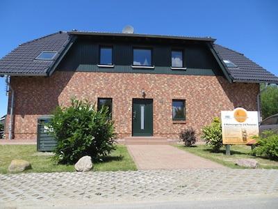 Leuchtturmblick - Ihr Ferienhaus auf Rügen