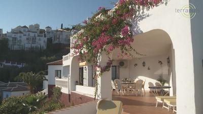 Überdachte Terrasse /Covered terrace (70 sqm)