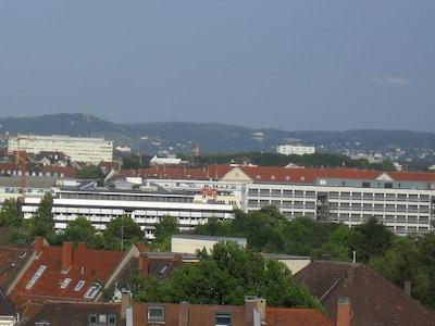 Weststadt Südlicher Teil, Karlsruhe, Baden-Württemberg, Deutschland