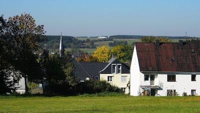 """Ferienhaus """"Emma und Otto"""" - Entdecke den Westerwald"""