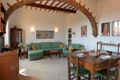 Großzügiges Wohn- Esszimmer