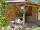 Sitzplatz Terrasse/Sommerküche