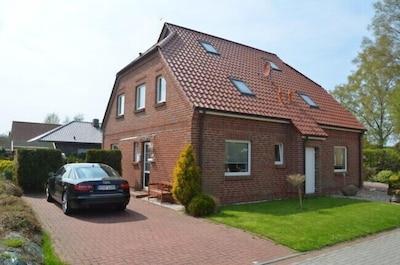 Doppelhaushälfte in Lütetsburg