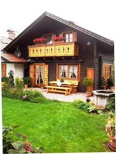 Adamswiesen, Garmisch-Partenkirchen, Bavaria, Germany
