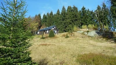 """Berghütte  """" Am Scheibenberg"""""""