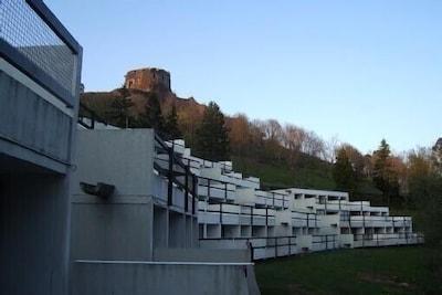 Murol, Puy-de-Dôme (département), France