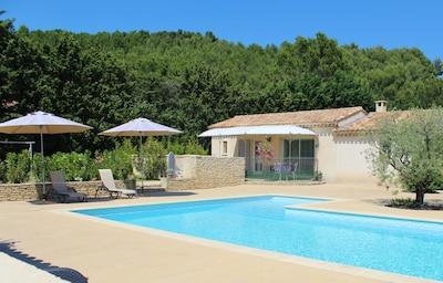 Merindol, Vaucluse, France