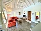 Entrée villa / Salon intérieur