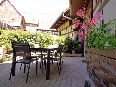 Uttenheim, Bas-Rhin, France