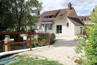 Migennes Station, Migennes, Yonne, France