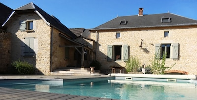 Degagnac, Lot, France