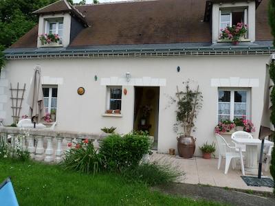 Chenonceaux, Indre-et-Loire (département), France