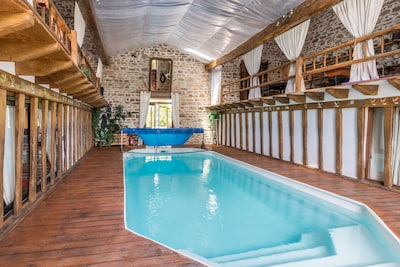 Genouillac, Creuse (department), France