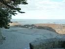 vue gauche terrasse marée basse