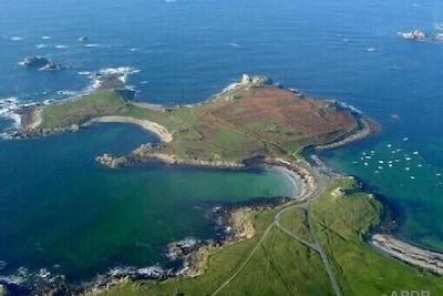 la presqu'île St Laurent