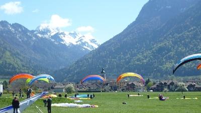 Doussard, Haute-Savoie, France