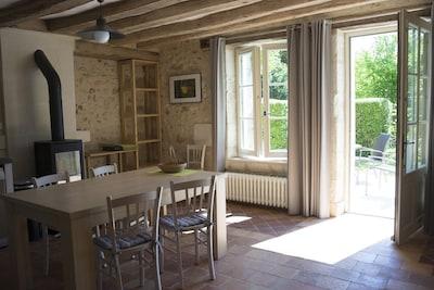 Domaine Nicolas Paget, Rivarennes, Indre-et-Loire (department), France