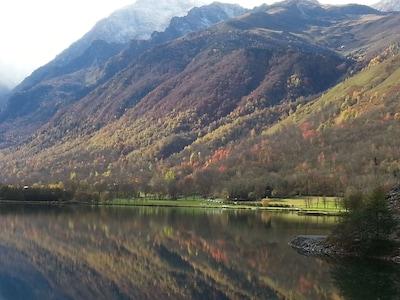Génos, Hautes-Pyrénées, France