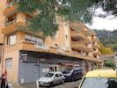 la résidence avec les  magnifiques balcons donnant du côté Est.