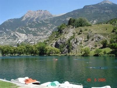 La Roche-de-Rame, Hautes-Alpes, France