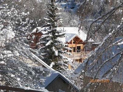 Saint-Jean-Saint-Nicolas, Hautes-Alpes, France
