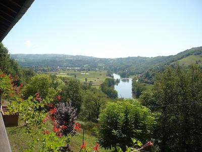 Livinhac-le-Haut, Aveyron, France