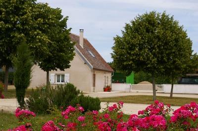 Saint-Amand-en-Puisaye, Nièvre, France