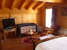 Master chambre avec lit bb et salle d'eau particulière