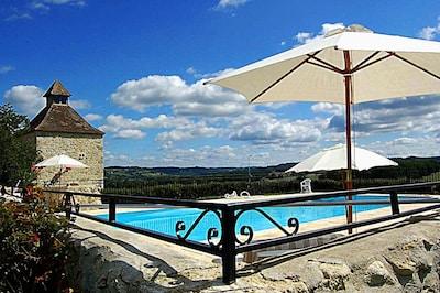 Montpezat, Lot-et-Garonne, France