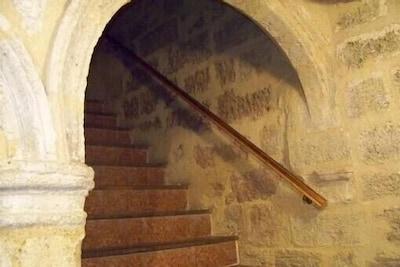 montée escalier classée
