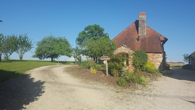 Allerey-sur-Saône, Saone-et-Loire (department), France