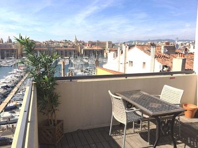 Parc du 26ème centenaire, Marseille, Département des Bouches-du-Rhône, France