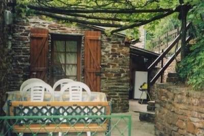 Sainte-Croix-Vallée-Française, Lozère, France