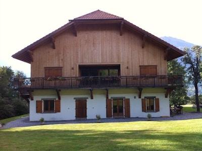 Domancy, Haute-Savoie, France