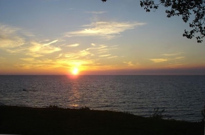 Beautiful Sunset View from your Adirondack Chair
