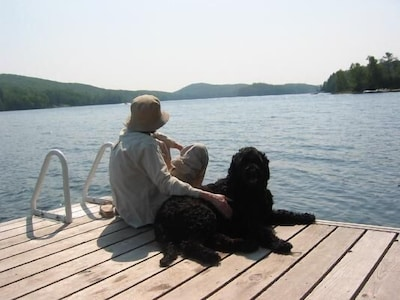 Lake of Bays, Wifi, Air Conditioned, Back up Generator, Algonquin Park, Muskoka