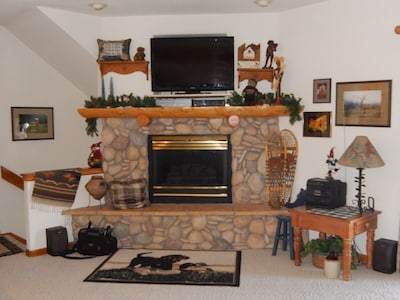Professionally decorated with spacious living space. Owner managed.