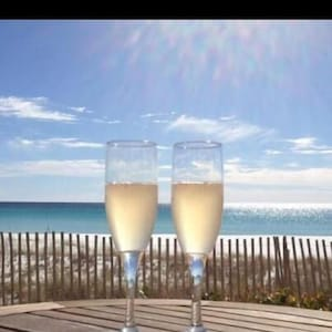 Perfect place for a COUPLE to enjoy .  We are not beach front