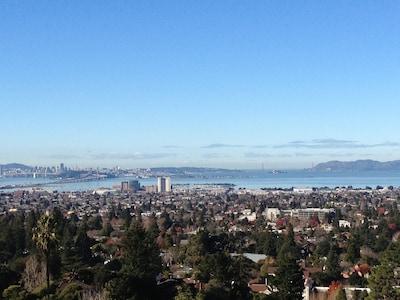 Claremont Hills, Berkeley, Californie, États-Unis d'Amérique
