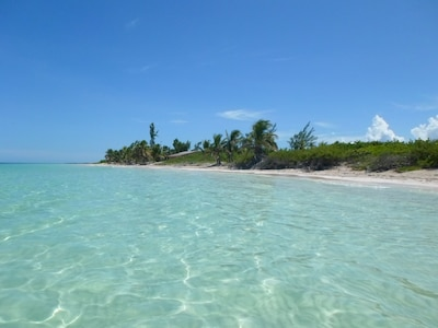 Tulum Beach is just short walk away.  Enjoy white sand and crystal clear water.