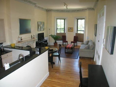 Large And Grand Parlor 2 Bedroom In The South End By Copley Square Columbus