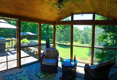 Cedar Creek Stables, Lake Lure, North Carolina, United States of America