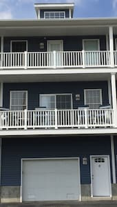 308 26th St, Unit 6.  4 Bedroom, 3.5 bath with garage, townhome.