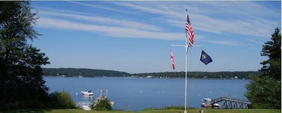 Barrett Park, Boothbay Harbor, Maine, United States of America